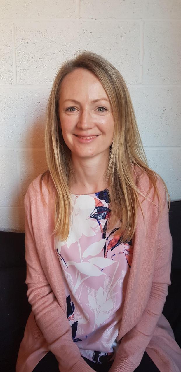 Wirral Globe: Jo Harrop, PLACED director