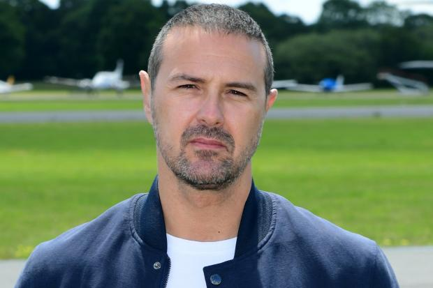 Wirral Globe: Paddy McGuinness