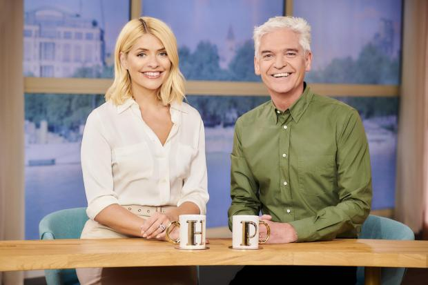 Wirral Globe: Daytime show This Morning. Picture: ITV
