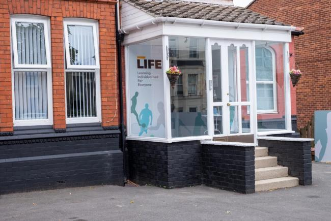 LIFE Wirral has opened in New Brighton
