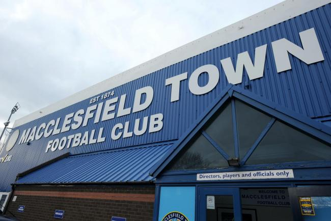 Macclesfield Town Football Club has ceased to exist. Photo: PA