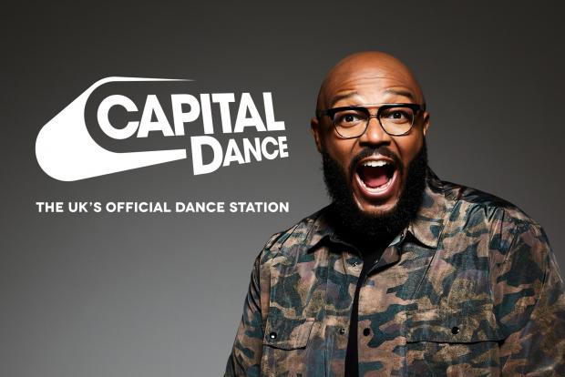 Wirral Globe: MistaJam will front new national radio station, Capital Dance, and will host shows on sister station Capital. Picture: Capital Dance