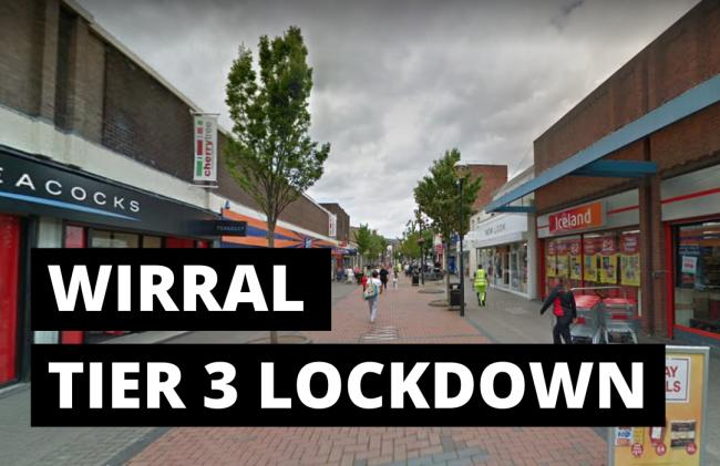 Wirral's now under 'Tier 3' lockdown restrictions - tell us what you think