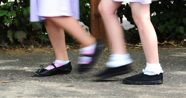 A steep rise in children with Covid-19 symptoms occurred after schools reopened. Photo: Radar Agency
