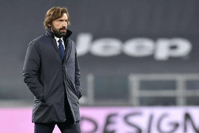 Andrea Pirlo remains undefeated as Juventus head coach