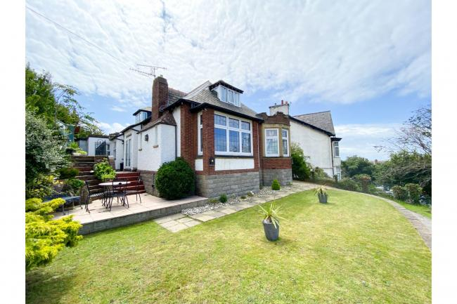 Wirral Globe property of the week: New Brighton bungalow 'packed with character'