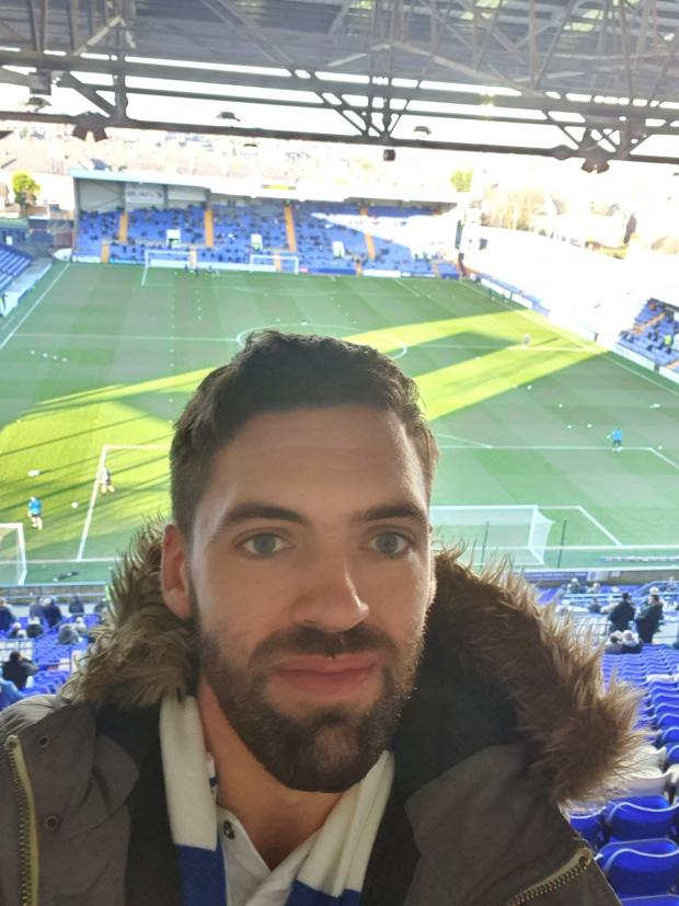 Wirral Globe: Ryan Mackenzie has been coming to Prenton Park since 2007