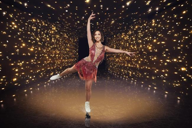 Dancing On Ice contestant Myleene Klass