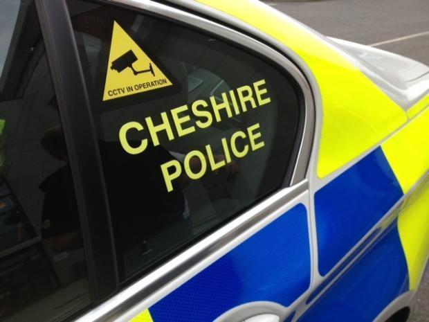 A drugs raid in Ellesmere Port led to the man's arrest