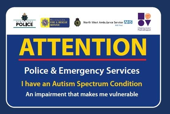 The Autism Attention Card has been launched in scheme to support those with a medical diagnosis of Autism Spectrum Conditions (ASC).