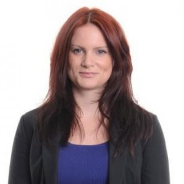 Wirral Globe: New Finance and Operations Director at Velstar, Holly Roberts
