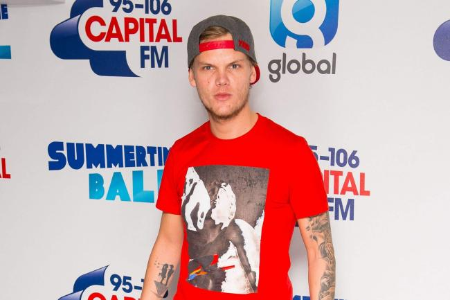 Capital FM Summertime Ball 2015 – London