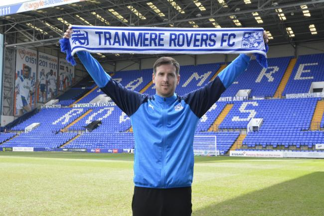 New Tranmere Rovers Women's First Team Manager Mark Joyce is looking to instil a winning mentality in the squad