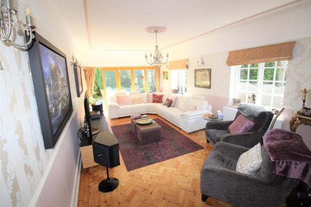 Wirral Globe: The house has four bedrooms and two reception rooms