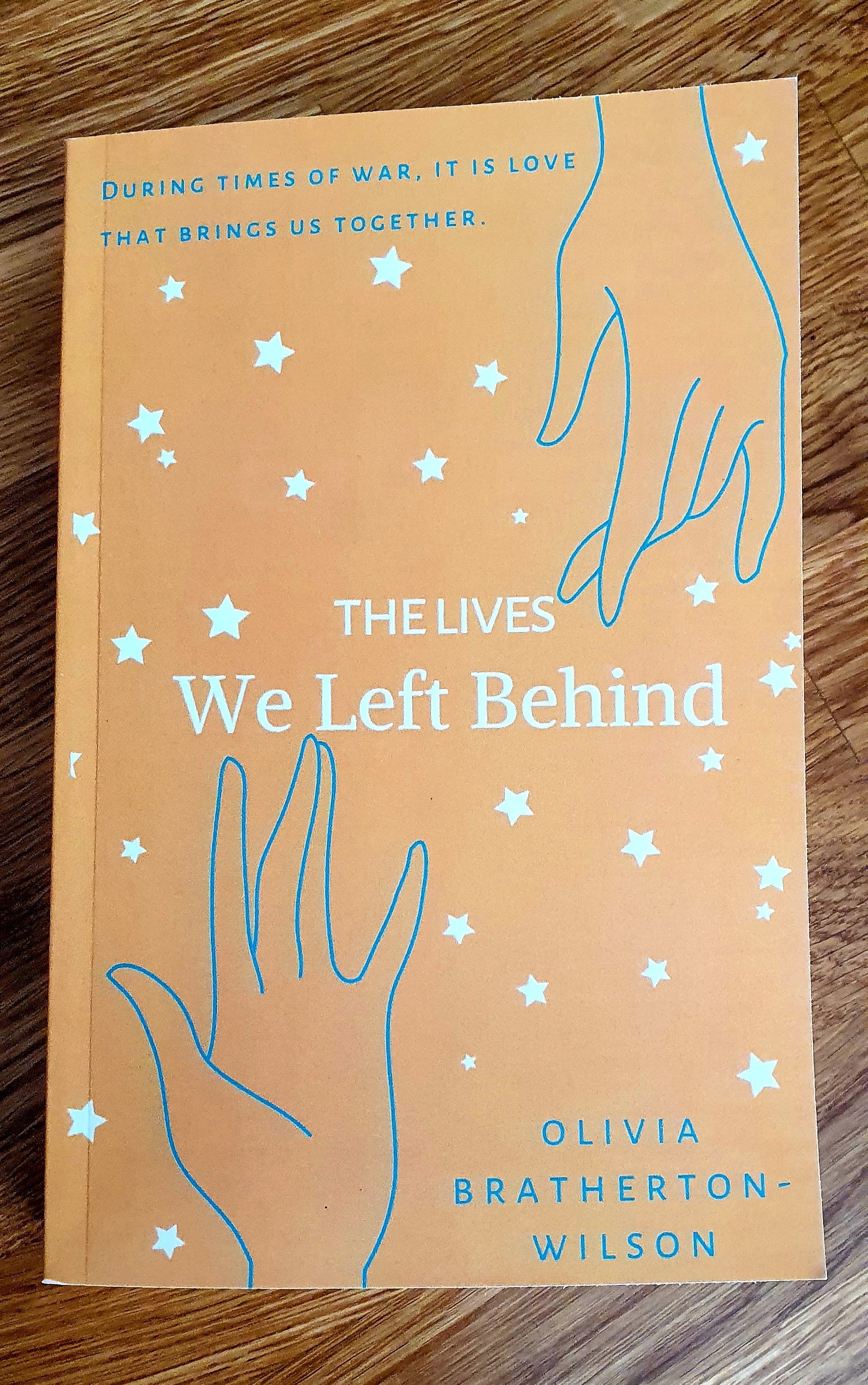 The Lives We Left Behind is set in 1943 during the war and follows the story of two teenage girls and how their relationship unfolds