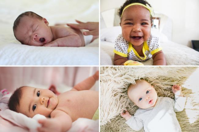 The most popular baby names of 2021 revealed to help you pick the perfect name. (Canva)