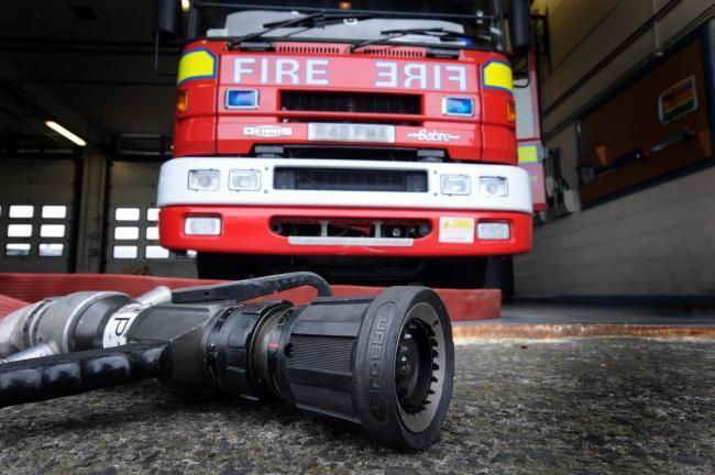 Cheshire Fire and Rescue Service has been called out.