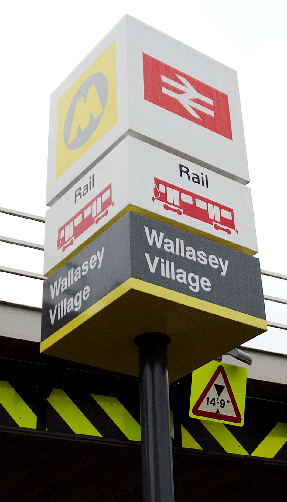WALLASEY VILLAGE: Survey found this was one of the worst stations in North West