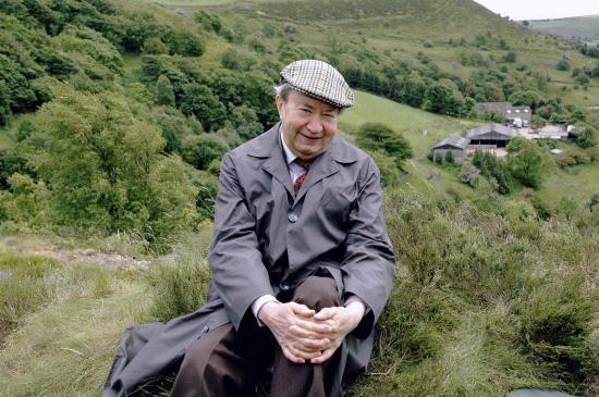 Wirral Globe: LEAVING OUR SCREENS: Peter Sallis as Clegg in Last Of The Summer Wine