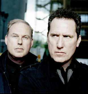 OMD: Paul Humphreys and Andy McCluskey - 1424193