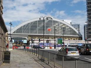 Liverpool Lime Street voted nation's best station