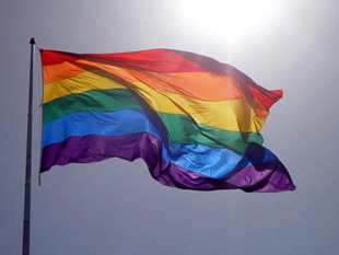 Rainbow flag: Merseyside Police voted second most 'gay-friendly' force in UK