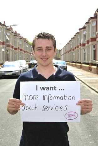 Matthew Culshaw from Wallasey is just one of the people to have shared one of his priorities for his neighbourhood