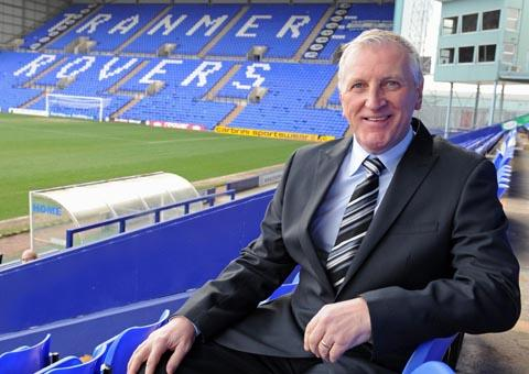 Rovers boss Ronnie Moore rewarded with new contract