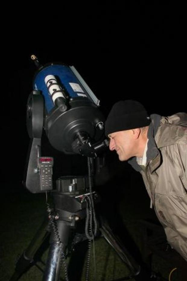 Astronomical society back in Wirral for Star Party