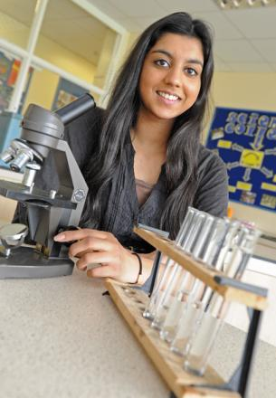 West Kirby student crowned Young Scientist of the Year