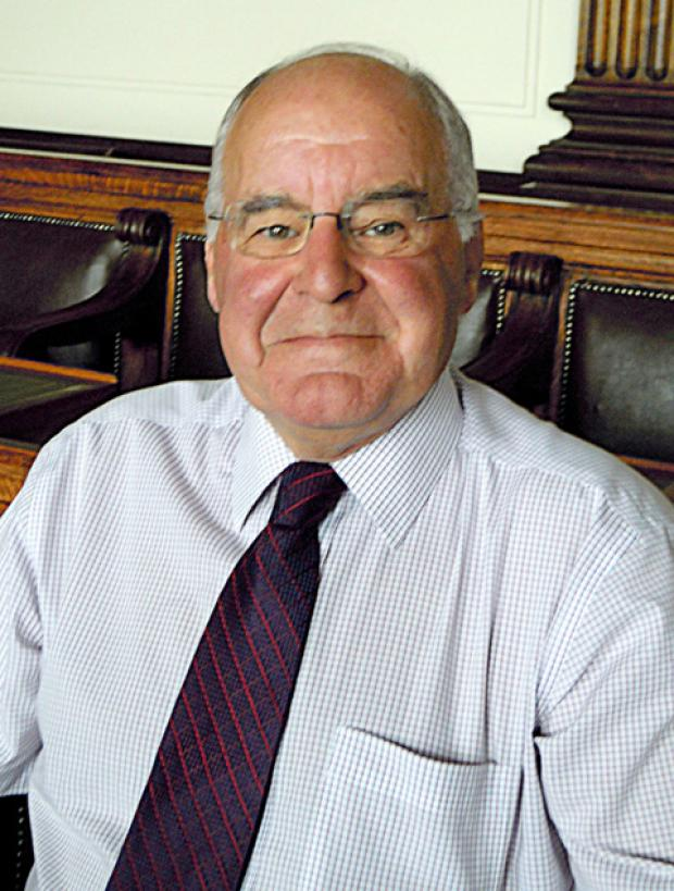 Cllr Harry Smith, Wirral transport chief