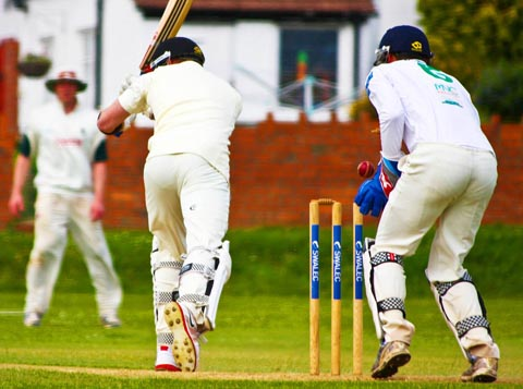 Start of Wirral's new cricket season this weekend