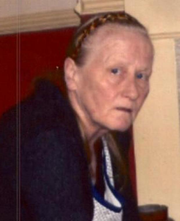 Jane Dodd missing from home in Brikenhead