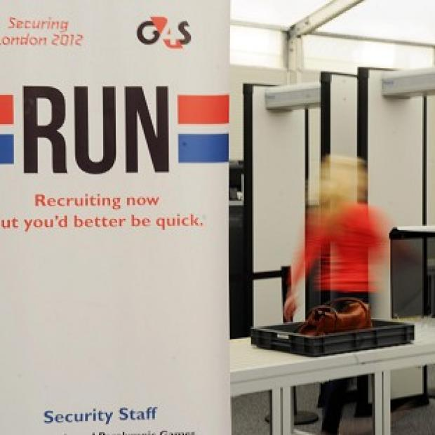 Culture Secretary Jeremy Hunt has defended beleaguered security giant G4S, but refused to rule out the idea of more troops being drafted in