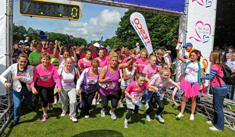Globe readers needed to join Wirral's Race For Life