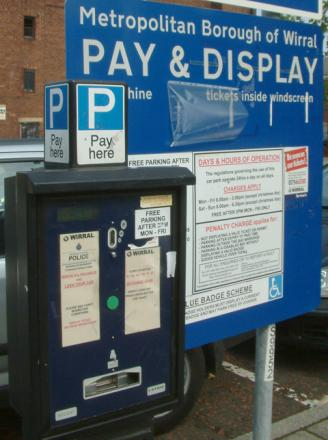 No surprise that Wirral's car parking revenue is down