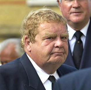 Actor Geoffrey Hughes has died aged 68