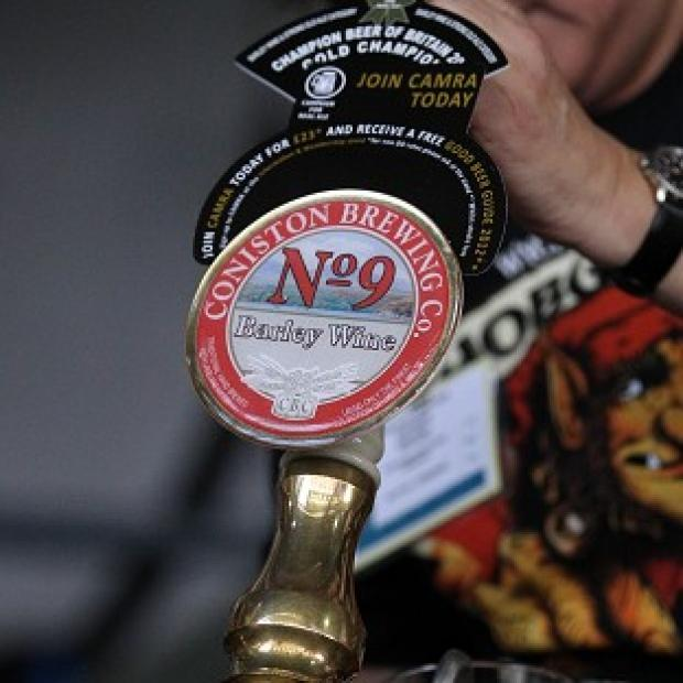 Coniston No 9 Barley Wine has been named Supreme Champion at the Great British Beer Festival in London