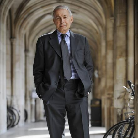 Frank Field wins Campaigner of the Year award