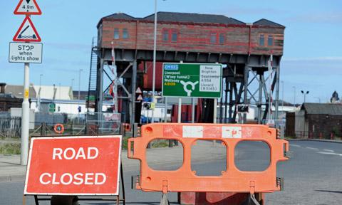 Four Bridges route to re-open