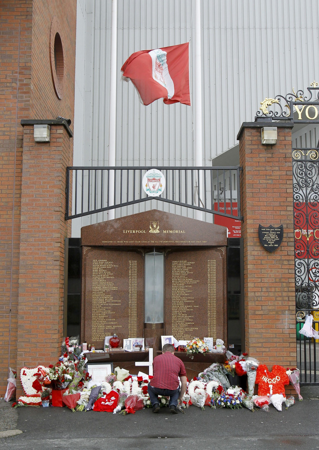 96 fans lost their lives in the Hillsborough disater