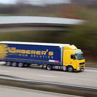 Plans to charge foreign lorries for using British roads were welcomed by the Road Haulage Association