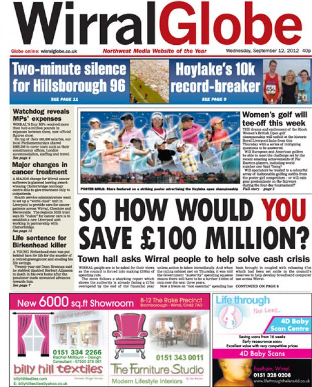 Strong response to council's 'Help us save £100m' call