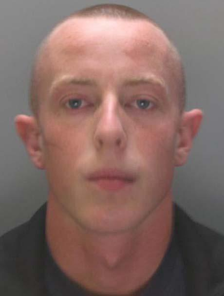 JAILED: Jack Morrow