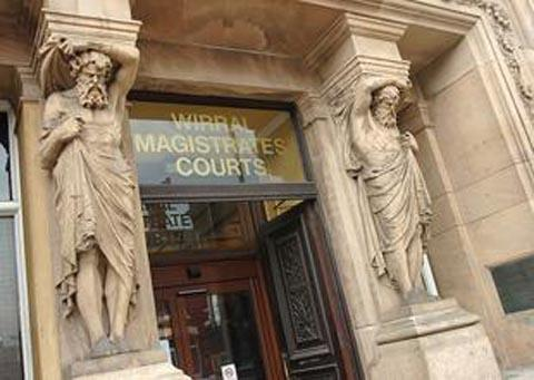 Wirral Magistrates' Court