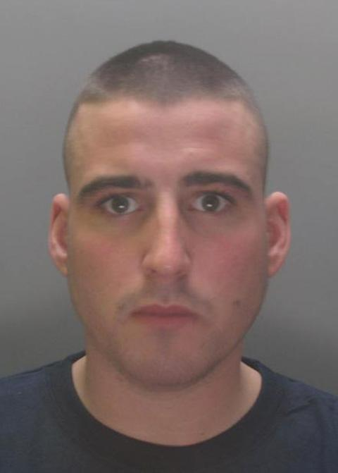 JAILED: Christopher Hughes