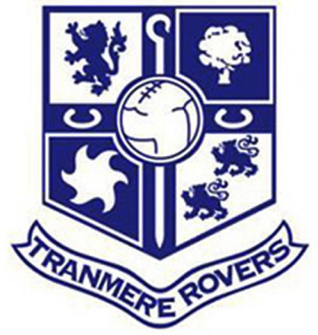 Tranmere Rovers sign winger David Amoo on six-month contract