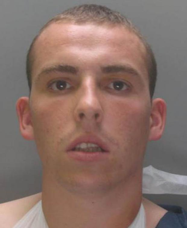 JAILED: Craig Godwin