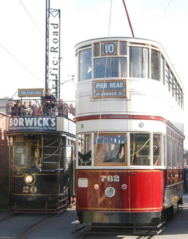Wirral trams halted over safety concerns