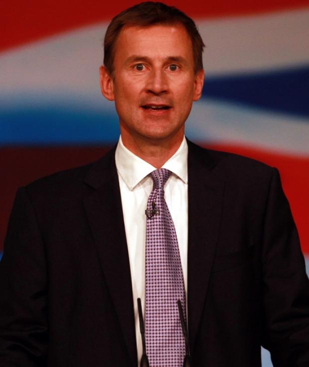 Health secretary Jeremy Hunt orders review of vascular services shake-up